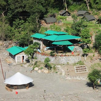 Camp Sahaja Retreat,Rishikesh